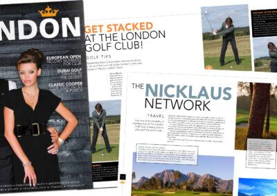 London Golf Club magazine