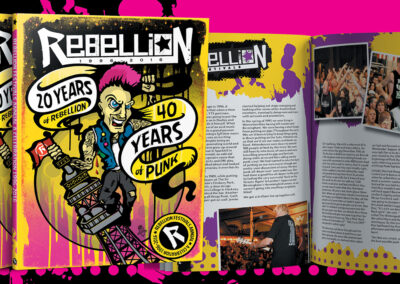 Rebellion Festival Annual