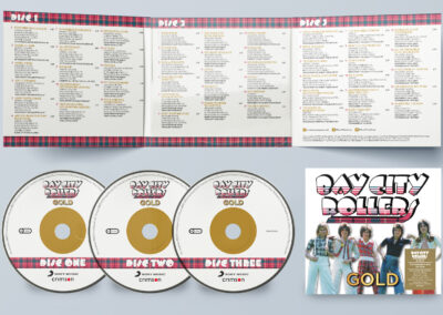 Bay City Rollers Gold